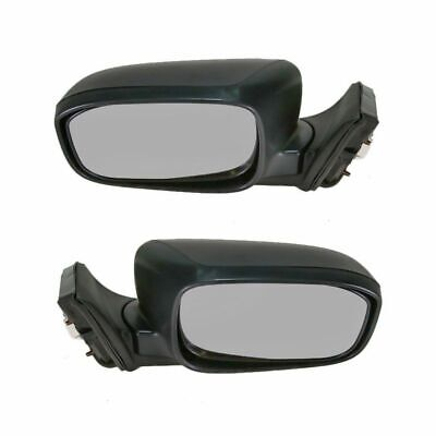 Power Side View Door Mirror Driver Left LH for 03-07 Infiniti G35 Coupe