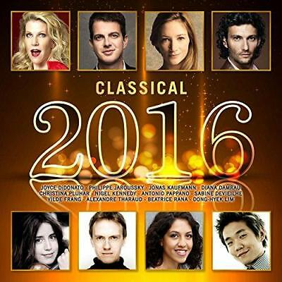 Classical 2016 - Various Artists (NEW 2CD)