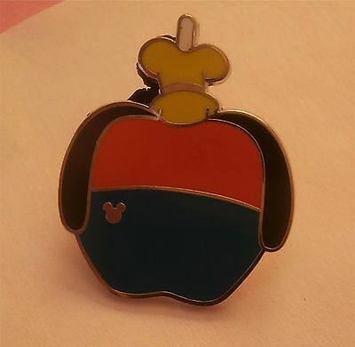 Goofy Character Candy Apples Disney Lapel Pin