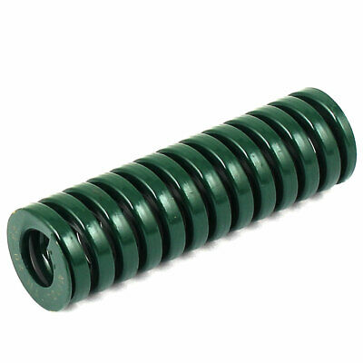 20mm x 65mm Tubular Section Mold Mould Die Spring Green