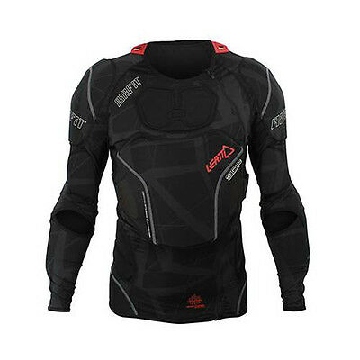 LEATT Armour 3DF Airfit Ultra Light Adult Moto Cross Body Protector