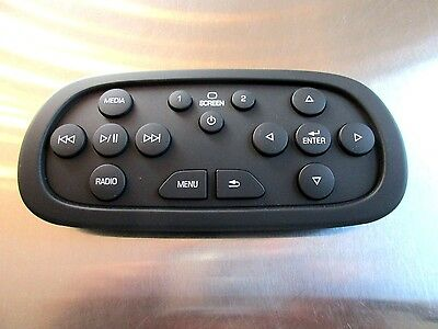 2015 2016 Cadillac Escalade Tahoe Suburban Yukon Dvd Rear Entertainment Remote