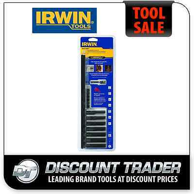 Irwin Tools 8-Piece Impact Deep Well Bolt-Grip® Rail Set - 1876227