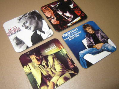 Rod Stewart Album Cover COASTER Set #2