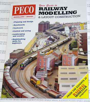 Peco No: PM200 Your Guide To The Railway Modelling & Layout Construction