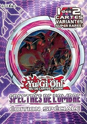 Yu Gi Oh! Pack Edition Speciale Spectres De L'ombre