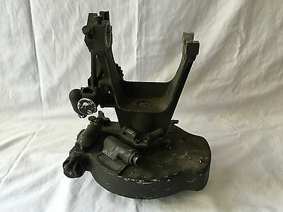 Wwii Herschede Hall Clock Co. Instrument Observation No.5431 Base Only