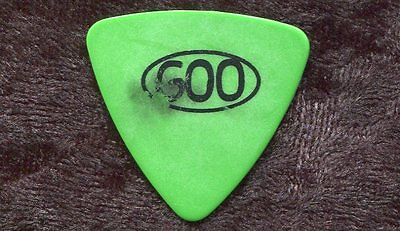 GOO GOO DOLLS 1996 Boy Named Goo Tour Guitar Pick!!! custom concert stage Pick