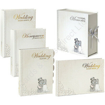 Me to You Wedding Gift Memories Box Photo Album Wedding Planner Guest Book