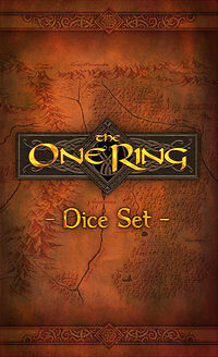 The One Ring Role Playing Game - Dice Set