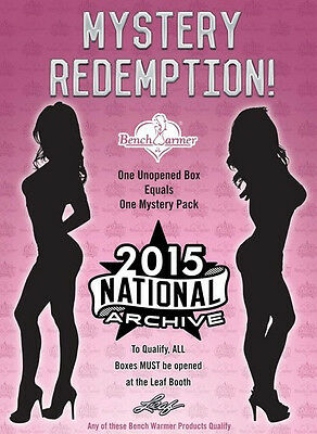 Benchwarmer National Redemption Bonus Pack 2015