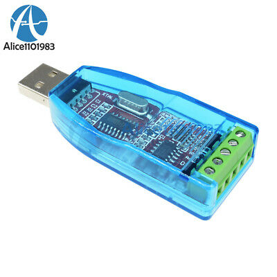 NEW Industrial USB To RS485 Converter Upgrade Protection RS485 Converter