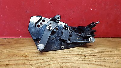 Mercruiser Throttle Shift Cable Bracket Plate & Arm Assembly Oem 99236 99236-C