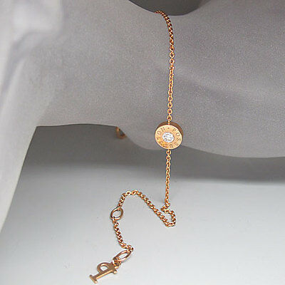 Piaget Possession Armband mit ca. 0,10ct Brillant G-IF in Rosegold Uvp. 1410,-€