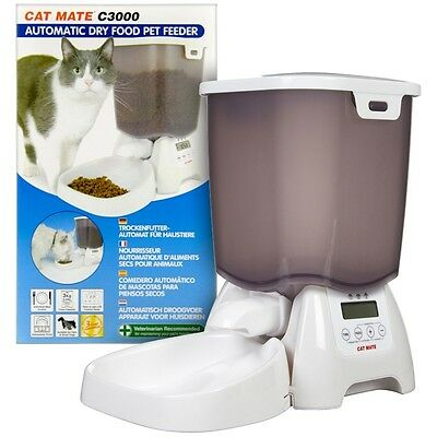 C3000 Automatic Dry Food Pet Feeder For Cats And Small Dogs