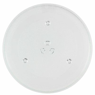 """Universal Replacement 28cm 11"""" Microwave Glass Turntable Plate 280mm"""