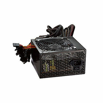 GameMax GM-ECO600 PC Power Supply 600W 12cm FAN 1x (6) PCIe Connector [F35]