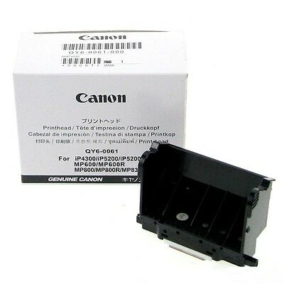 Original Printhead QY6-0061 for Canon IP4300/5200 IP5200R MP600R MP600/800/830