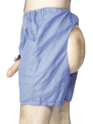 Willy & Bum Shorts Mens Stag Night Stag Party Fancy Dress Shorts