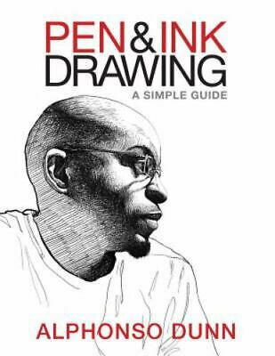 Pen and Ink Drawing: A Simple Guide (Paperback or Softback)