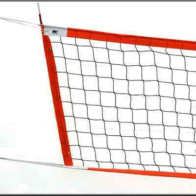 Buffalo Sports Championship Beach Volleyball Net W/ Steel Cable (Voll060)