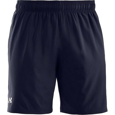 Under Armour Mirage 8in Mens Shorts Running - Midnight White All Sizes