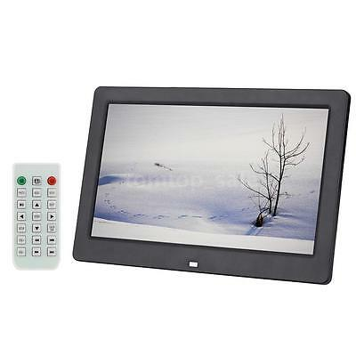 """10.1""""inch HD Digital Photo Frame Picture Mult-Media Player Gift Christmas DQ5O"""