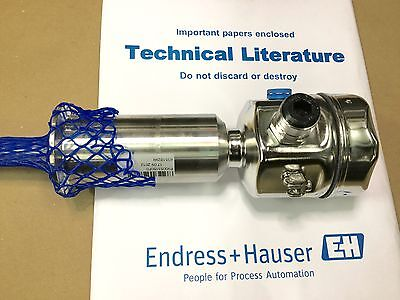 "Endress Hauser Fmi51-A1Ntdjb1C1A Liquicap M 2"" Analog Level Probe New In Box"