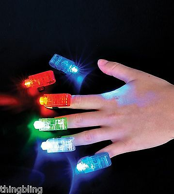 4 or 40 Lights - Dance Leds - Red White Green Blue Wholesale