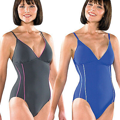 Maru Lilly Womens Medium Leg Swimming Swim Costume Swimsuit