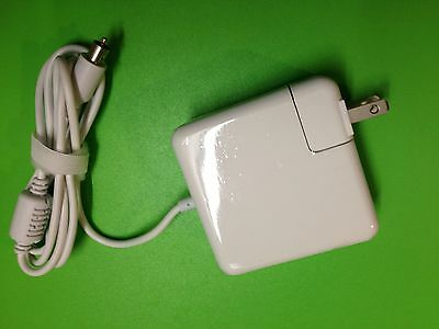 "45W AC adapter charger power supply cord for Apple PowerBook G4 12"" 1.5GHZ NEW"