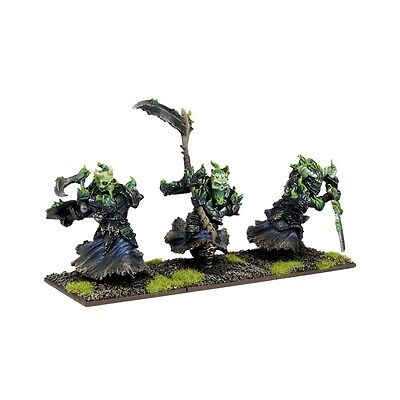 Mantic Games Kings of War BNIB Undead Wights Regiment MGKWU104