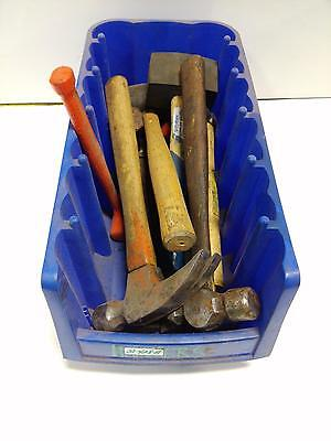 Assorted Hammers & Mallets