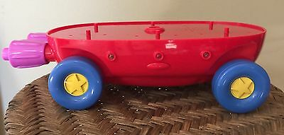 Wonder Pets Fly Boat Toy Incomplete Replacment Part