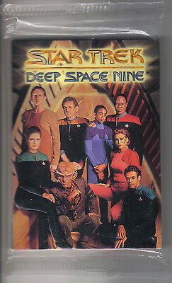Star Trek Deep Space Nine Complete Set Of 10 Embossed Redemption Cards R1-R10