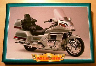 Honda Gl1500Se Gold Wing Gl1500 Se Classic Motorcycle 1999 Bike Picture 1990's