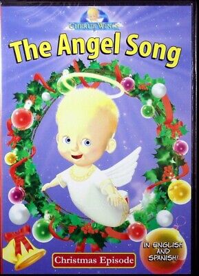 Cherub Wings Presents The Angel Song Christmas Episode 3 NEW Kids Christian DVD