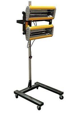 PowerTEC 92442 Infra-red Paint Drying Lamp