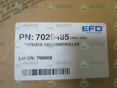 Efd Valvemate 7000 Controller 7020485 *new In Box*