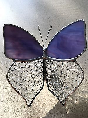 Handmade Stained glass butterfly....suncatchers...Mother's Day gift  #3
