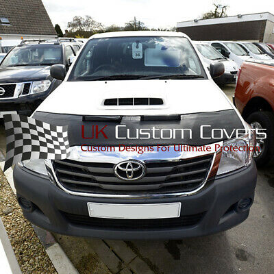 Toyota Hilux Bonnet Bra Stone Chip Protector 2005 - 2016 197