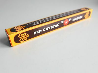 Red Crystal Tibetan Herbal Incense
