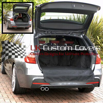 Bmw 3 Series F31 Touring Estate Tailored Boot Liner Mat Dog Guard 2012 On 075
