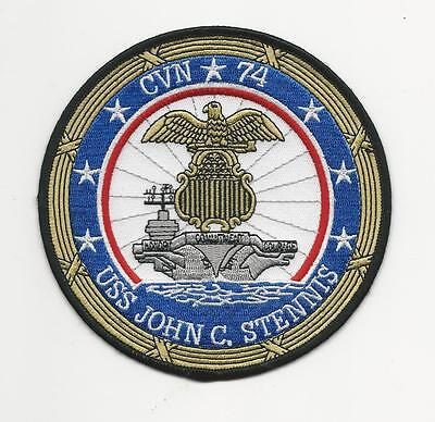 Us Navy Patch - Cvn 74 Uss John C. Stennis