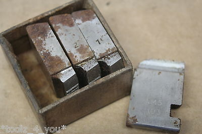 "LAL 1/2"" x 14 Tpi BSP Coventry Die Chasers For 1 1/4"" Head CD154"