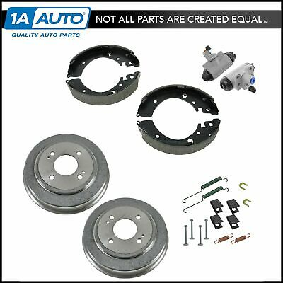 Rear Brake Shoe Drum Hardware & Wheel Cylinder Kit for Honda Civic