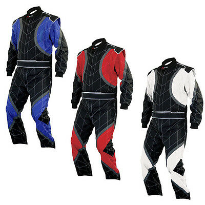 RJays Podium Level 2 Kart Suit Adult - Assorted colours Size XS - 3XL