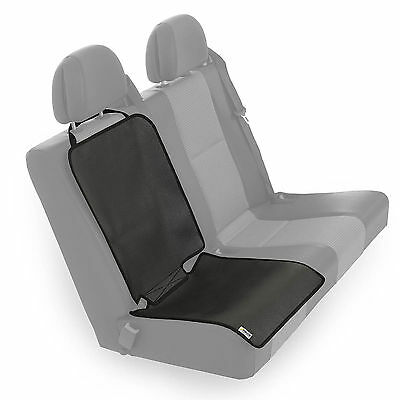 New Hauck Black Sit On Me  Anti Slip Car Seat Protector Isofix Compatible