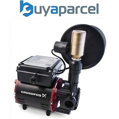 Grundfos SSR2-2.0CN 2.0 Bar Universal Negative Single Impeller Regenerative Pump