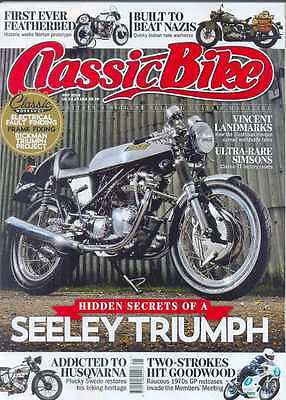 CLASSIC BIKE- May 2016 - (NEW)*Post Included To UK/Europe/USA/Canada